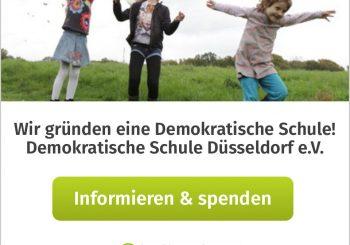 Unsere Crowdfunding-Kampagne auf betterplace.org